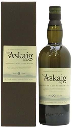 Port Askaig 8 Year Old Single Malt Whisky