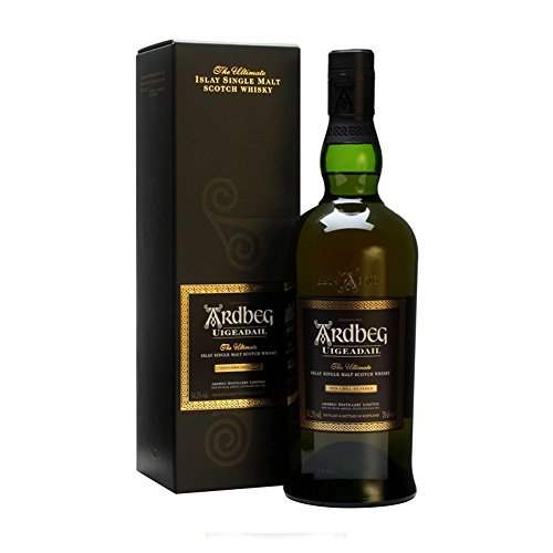 Ardbeg Uigeadail Single Malt Scotch Whisky, 70 cl