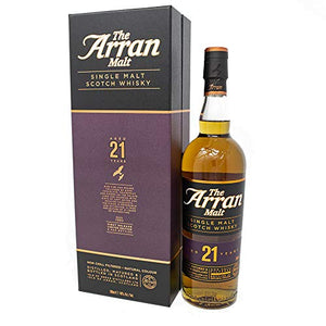 Arran 21 Year Old Single Malt Whisky