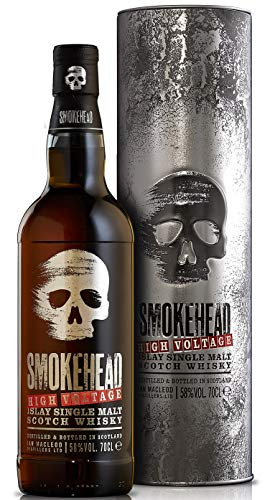 Smokehead High Voltage Whisky, 70 cl