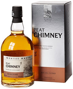 Wemyss Malts Peat Chimney Blended Malt Scotch Whisky 70 cl