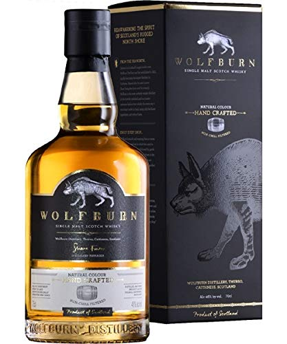 Wolfburn Northland Single Malt 70cl Gift Boxed