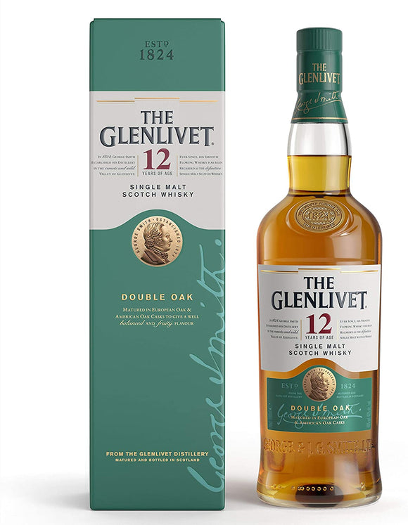 The Glenlivet 12y/o 70cl