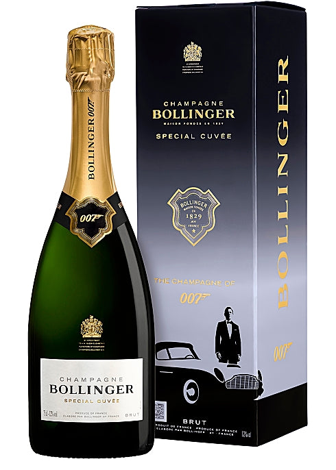 Bollinger James Bond Special Cuvee