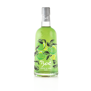 Boe Gin Apple & Lime  Gin  70cl