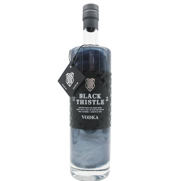 Black Thistle Black Mist Shimmer Vodka