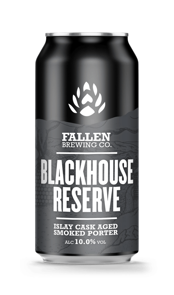 Blackhouse reserve fallen brewing