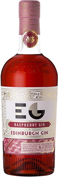 Edinburgh Raspberry Gin 40% 70cl
