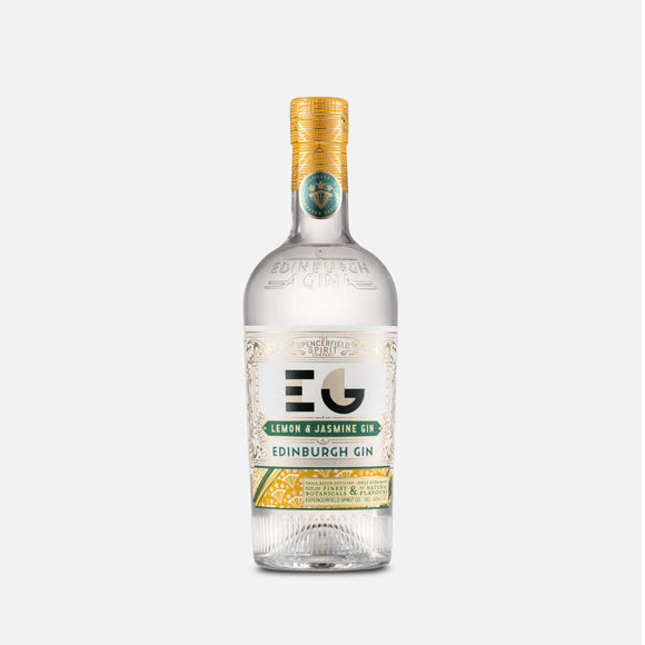 Edinburgh Gin Lemon and Jasmine, 70 cl