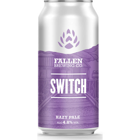 Fallen Brewing - Switch Hazy Pale