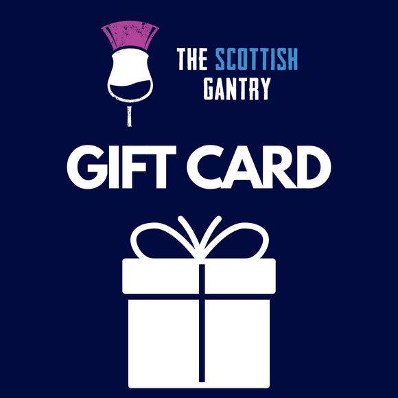 The Gantry Gift Card starting from £10