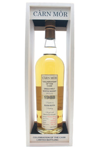 Glen Keith 1988 Celebration of the Cask Carn Mor