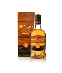 Glenallachie Rye Wood Finish 48%