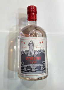 For The Love of Stirling Pink Gin 50cl