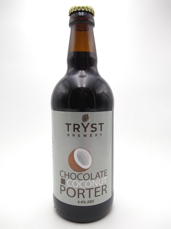 Tryst Coconut and Chocolate Porter