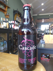 Tryst Cascade Pale Ale