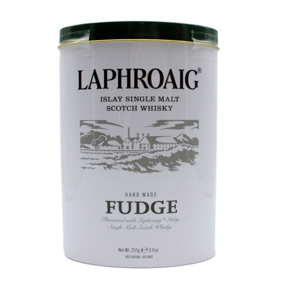 Laphroaig Fudge Tin