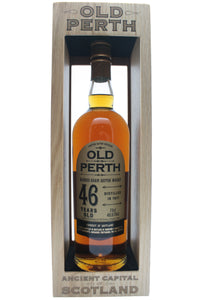 Old Perth Limited Batch Release 46 years old Blended Grain 1971