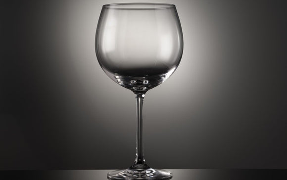Glencairn Jura Gin Goblet in black box