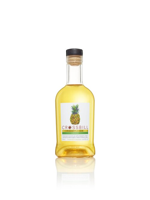 Crossbill Pineapple Gin Liqueur 50cl 40%