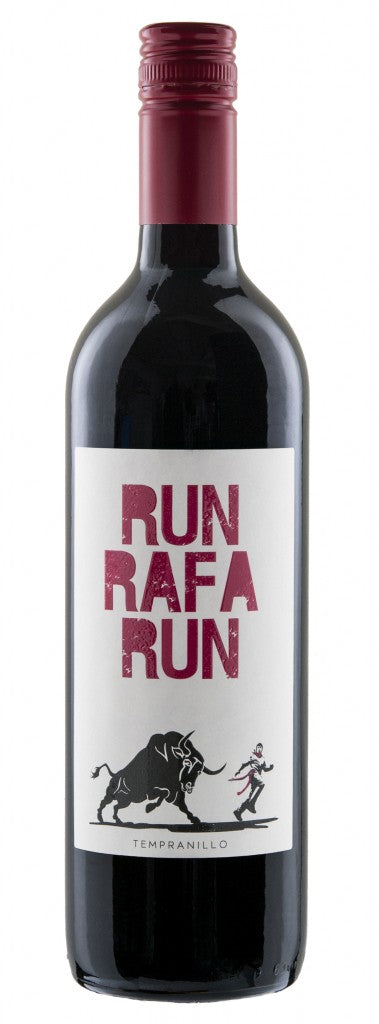 Run Rafa Run Tempranillo