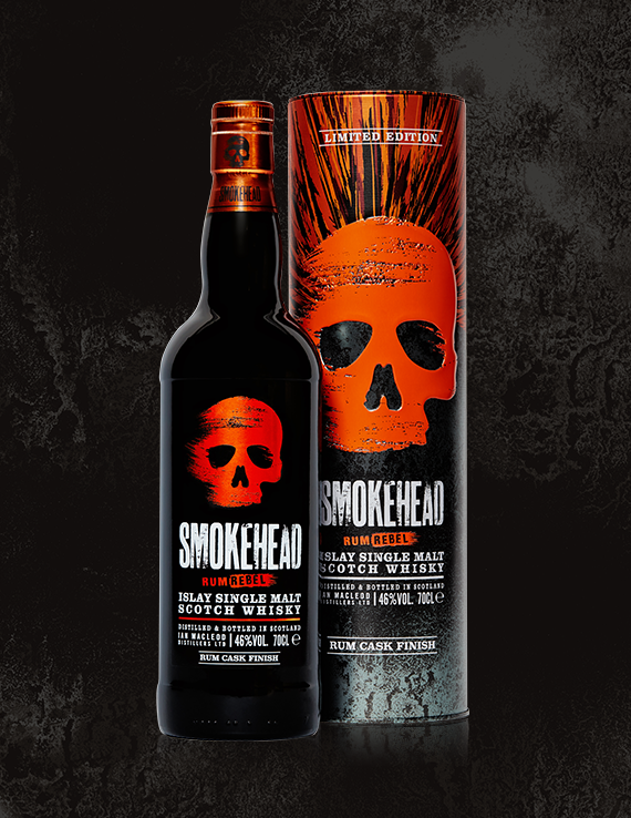Smokehead Rum Rebel