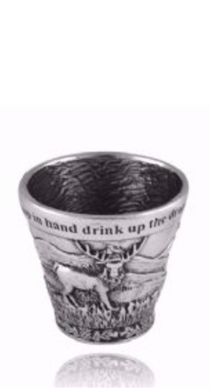A E Williams Highland Scene Cup SMALL
