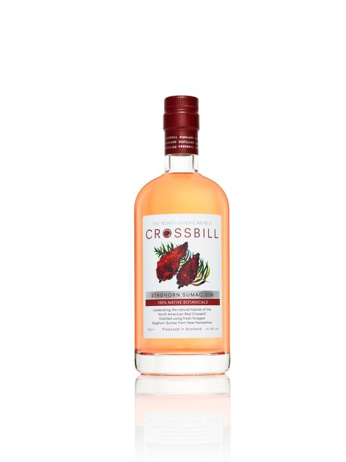 Crossbill Staghorn Sumac Gin 50cl 46%