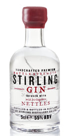 Stirling Gin Battle Strength minis 5cl