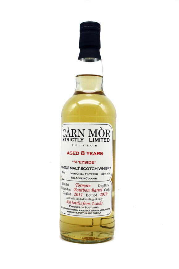 Carn Mor Strictly Limited Tormore 2011