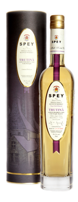 Spey Trutina Cask Strength Batch #1 59.1%