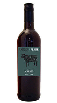 Hanger and Flank Malbec 75cl