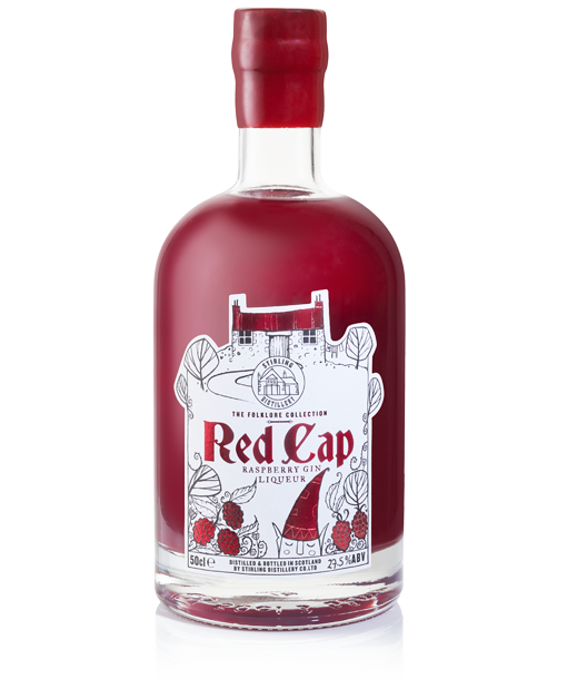 STIRLING GIN RED CAP 50cl