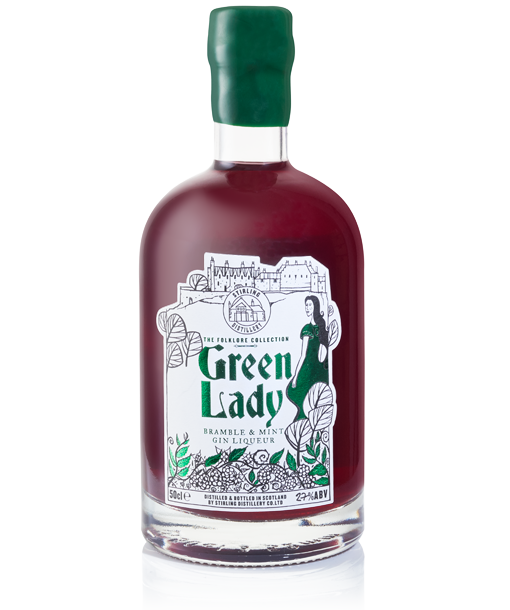 STIRLING GIN GREEN LADY 50cl