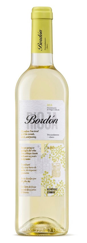 Bordon Blanco Rioja
