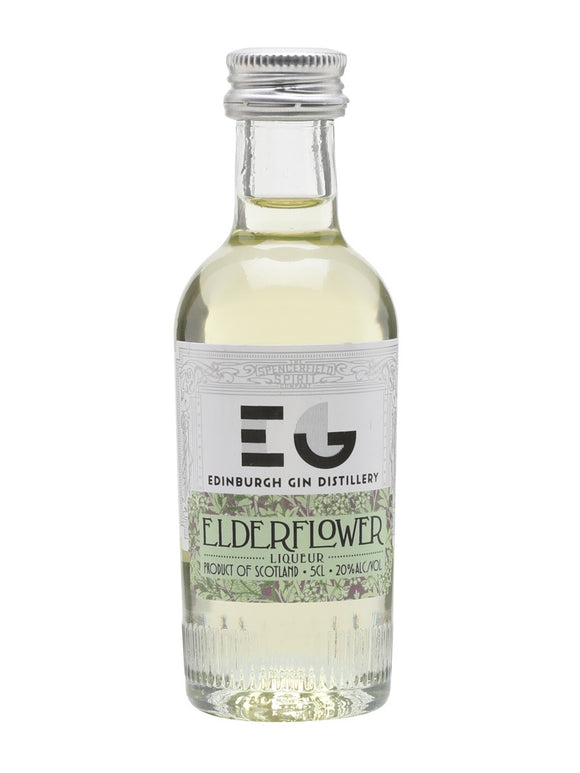 Edinburgh Gin Elderflower Liqueur 5cl