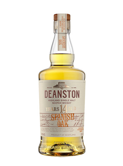 Deanston 14 Year Old Spanish Oak