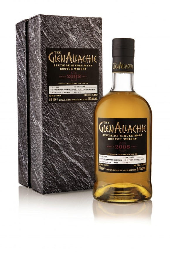 Glenallachie 2008 single cask