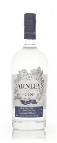 Darnley's Navy Strength Spiced Gin 57.1% (70cl)
