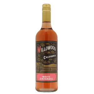 WILLOW WOOD CALIFORNIA WHITE ZINFANDEL