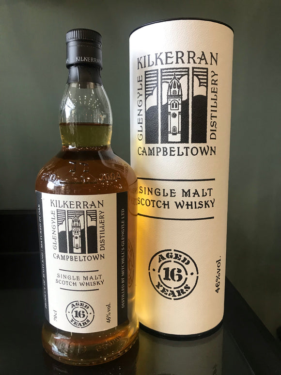 Kilkerran 16 Years old (2020) 46% abv