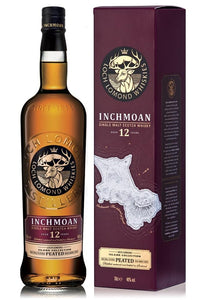 Loch Lomond Inchmoan 12YO Peated