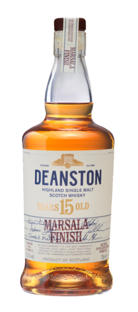 Deanston 15 year old Marsala Finish