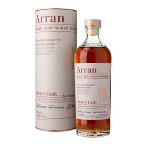New Arran Bodega Sherry Cask