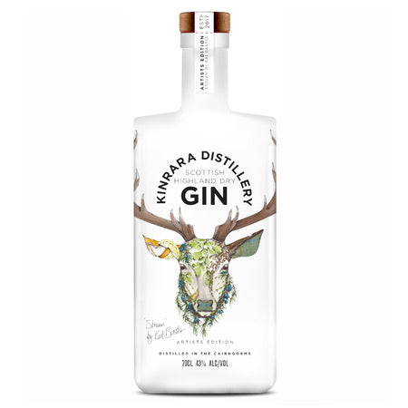 Kinrara Gin- Struan the Stag Artists Edition 70cl