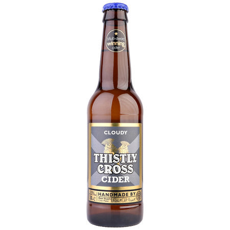 Thistly Cross Cloudy Cider