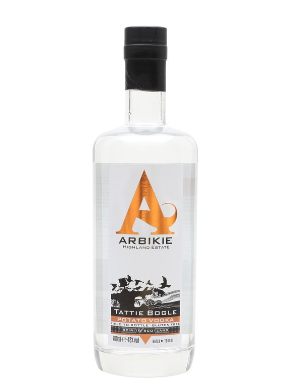 Arbikie Tattie Bogle Potato Vodka