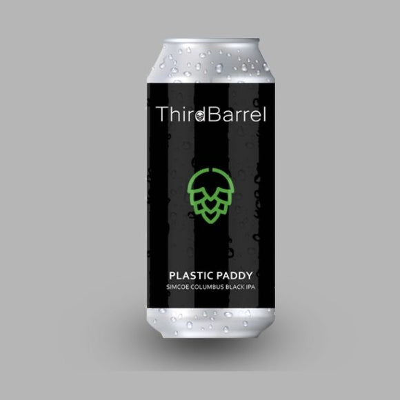 Third Barrel, Plastic Paddy