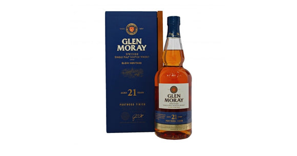 Glen Moray 21yo