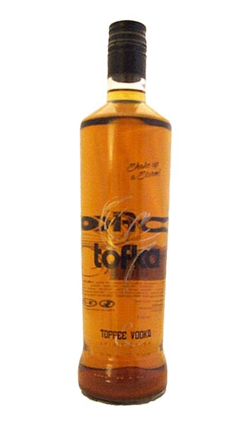 Tofka Toffee Vodka Spirit